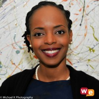 Modesta Lilian Mahiga guest on wisdom exchange tv