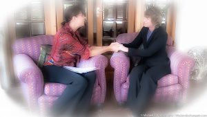 Jane Trembeth with Suzanne F. Stevens
