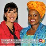 Zulfat Mukarubega and Suzanne F. Stevens