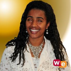 Yetnebersch Nigussie guest on wisdom exchange tv