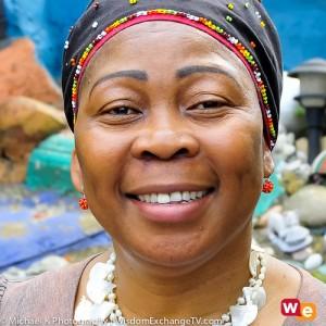 Gcina Mhlophe wisdom exchange tv