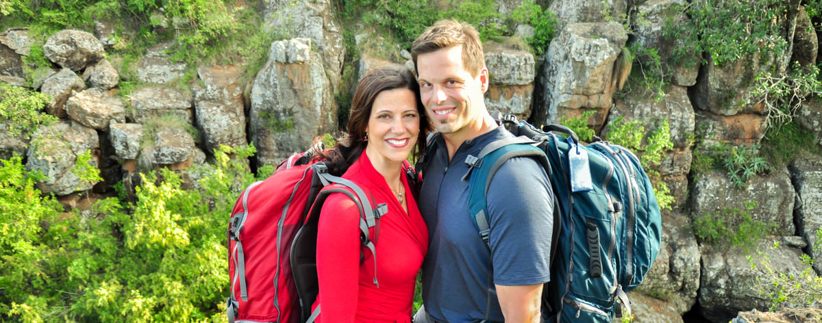 Founders Story – Suzanne F Stevens and Michael K Gingerich