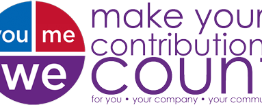 youmewe make your contribution count