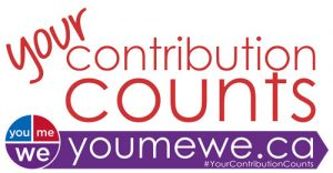 Your Contribution Counts