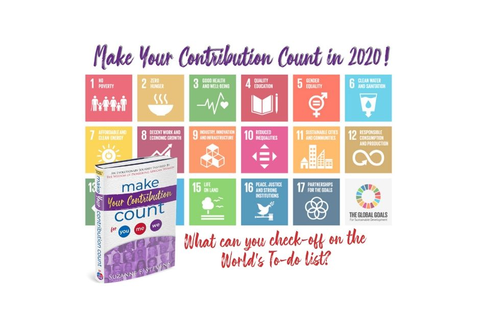 Click to learn about how to Make Your Contribution Count.