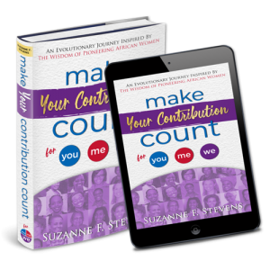 make your contribution count for you • me • we book and iPad