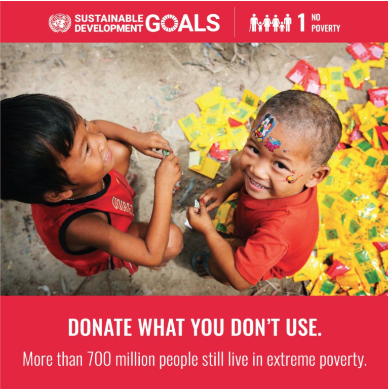 SDG - 1 No Poverty