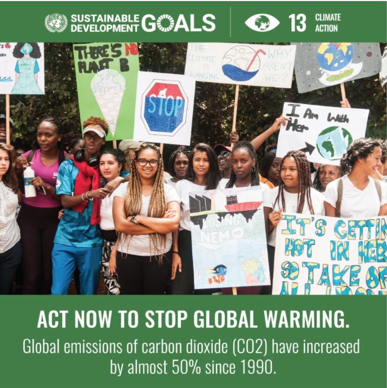 SDG - 13 Climate Action