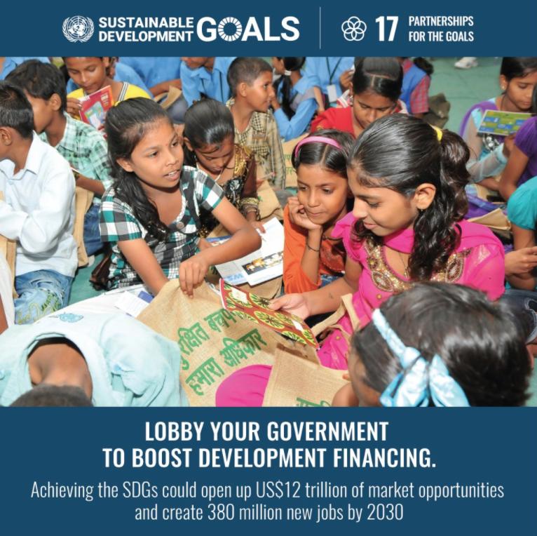 SDG - 17 Partnerships for the Goals