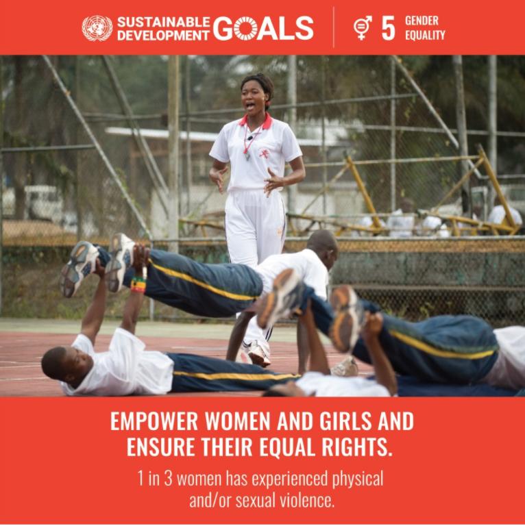 SDG - 5 Gender Equality