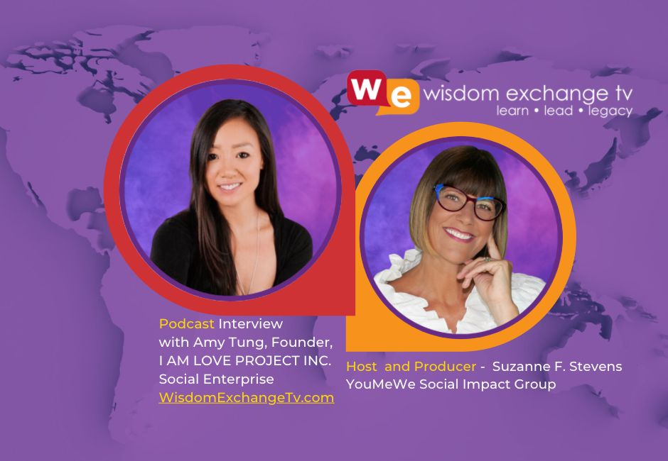 Amy Tung, Founder, I am love project Inc. Social Enterprise
